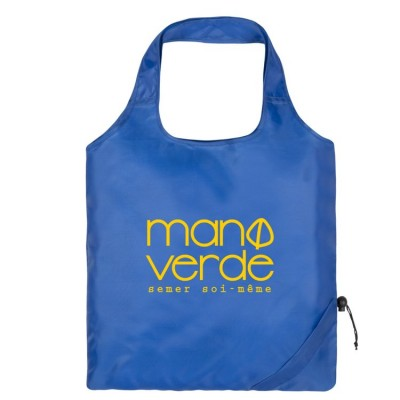 Packable Tote Bags Mano verde