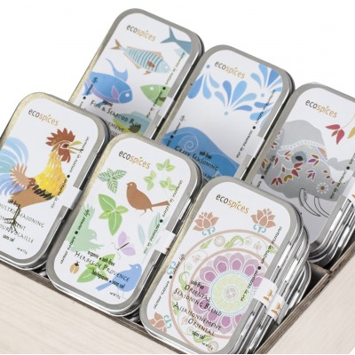 Ecospices 3 for 9,99$