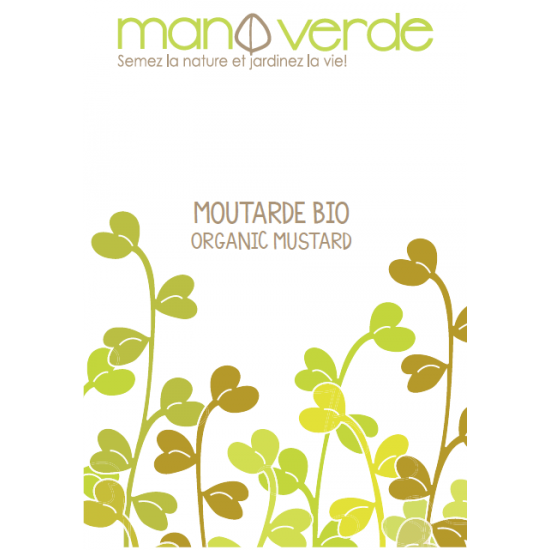 Moutarde en vrac 200g